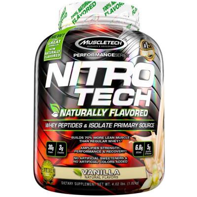 MuscleTech Nitro-Tech Performance Series Naturals