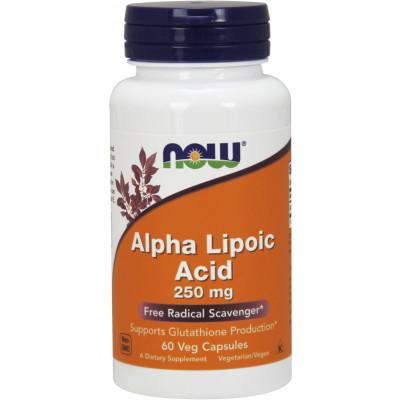 NOW Alpha Lipoic Acid 250