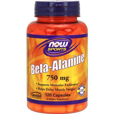 NOW Beta-Alanine Capsules