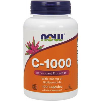NOW C-1000 Vitamin C