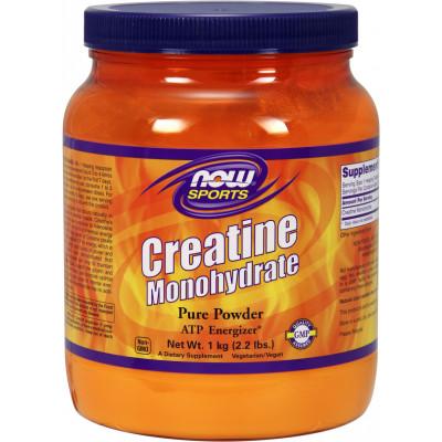 NOW Creatine Monohydrate