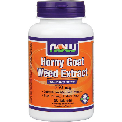 NOW Horny Goat Weed Extract