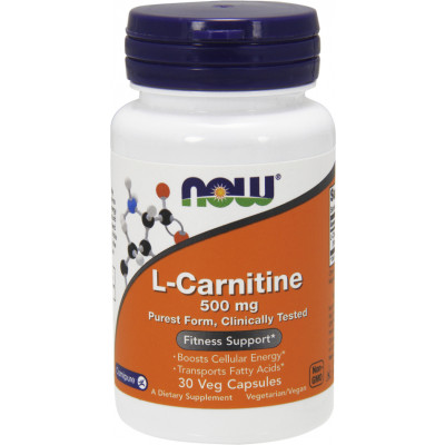 NOW L-Carnitine 500mg