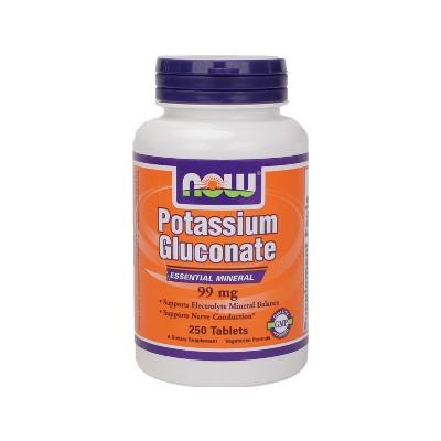 NOW Potassium Gluconate