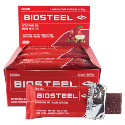 BioSteel Nutritional Bars