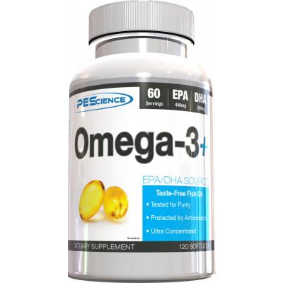PEScience Omega-3+ 90 softgels