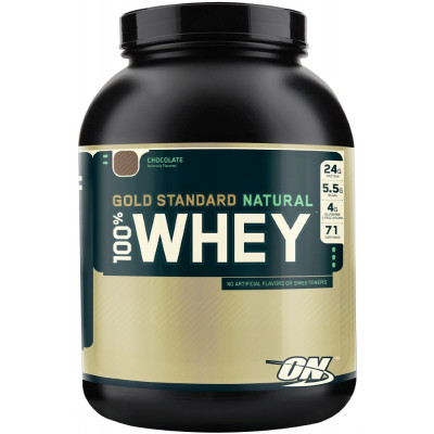 Optimum Nutrition 100% Natural Whey Gold Standard