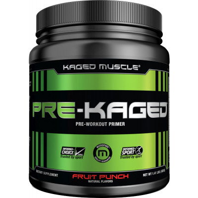 Kaged Muscle Pre-Kaged Pre-Workout
