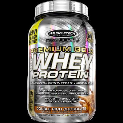 MuscleTech Pro Series Premium Gold 100% Whey