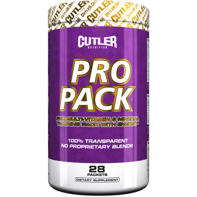 Cutler Nutrition Pro Pack 28 Servings