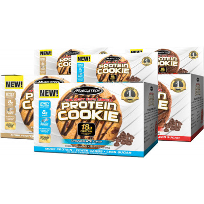 MuscleTech Protein Cookie Snack Pack