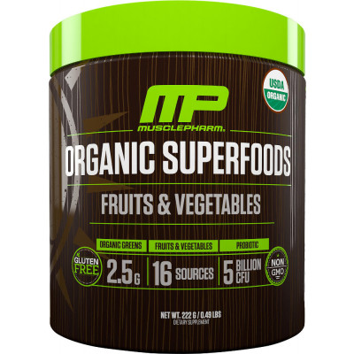 MusclePharm Natural Series Organic Superfoods