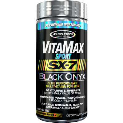 VitaMax Sport SX-7 Black Onyx for Men
