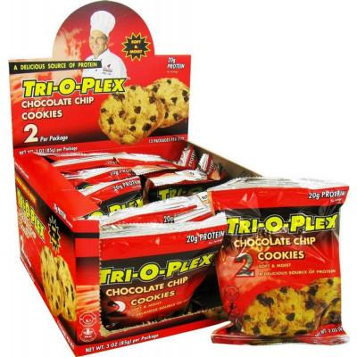 Tri-O-Plex Cookies