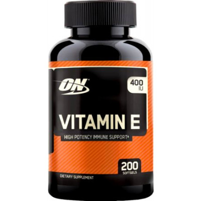 ON Vitamin E