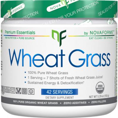 Allmax Nutrition Wheat Grass Powder