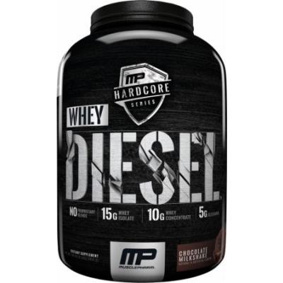 MusclePharm Whey Diesel Black