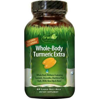 Irwin Naturals Whole Body Turmeric