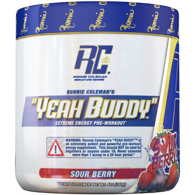 Ronnie Coleman Yeah Buddy Pre-Workout 30 Servings