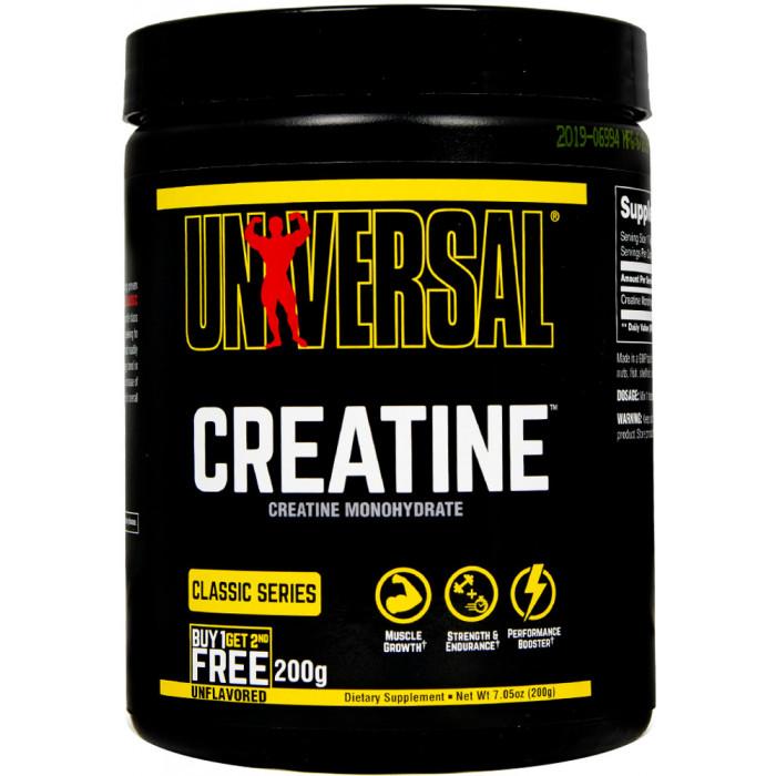 Universal Pure Creatine Powder