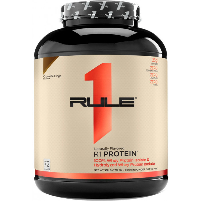 R1 Protein Isolate Naturally Flavored