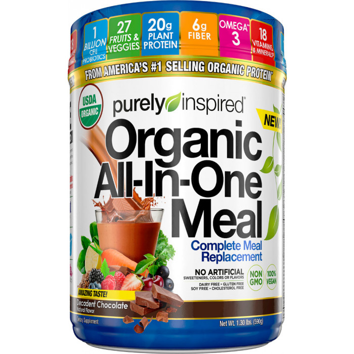 Organic All-In-One-Meal