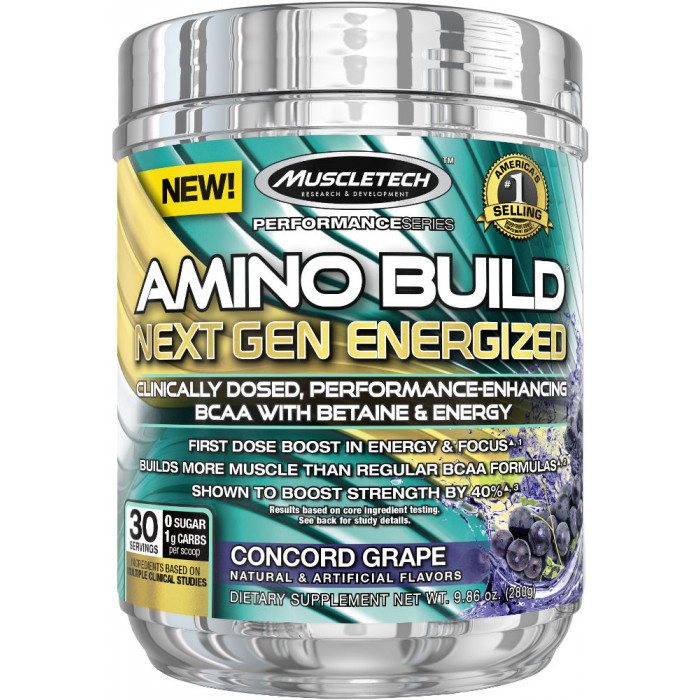 Next Gen Energized Small