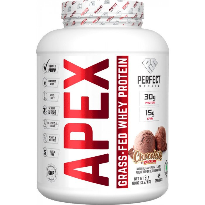 Apex Grass-Fed Whey Protein