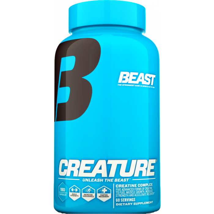 Beast Sports Nutrition Creature Capsules
