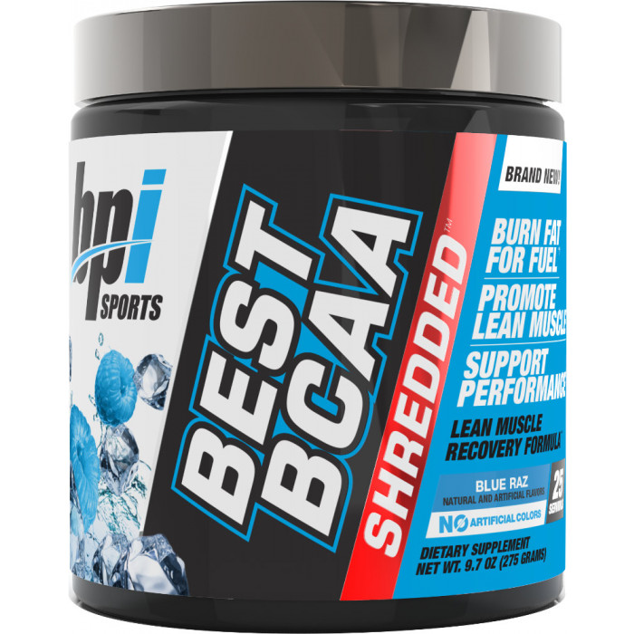 BPI Sports Best BCAA Shredded