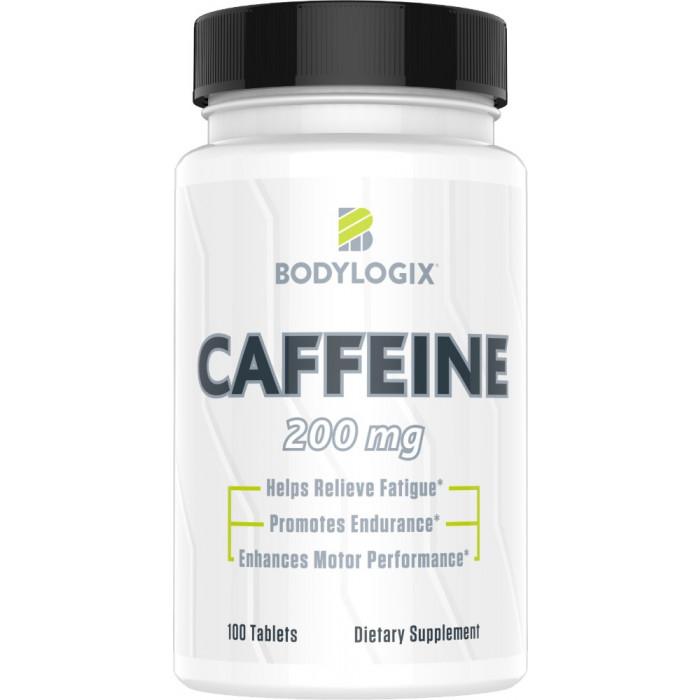 Bodylogix Caffeine 200mg