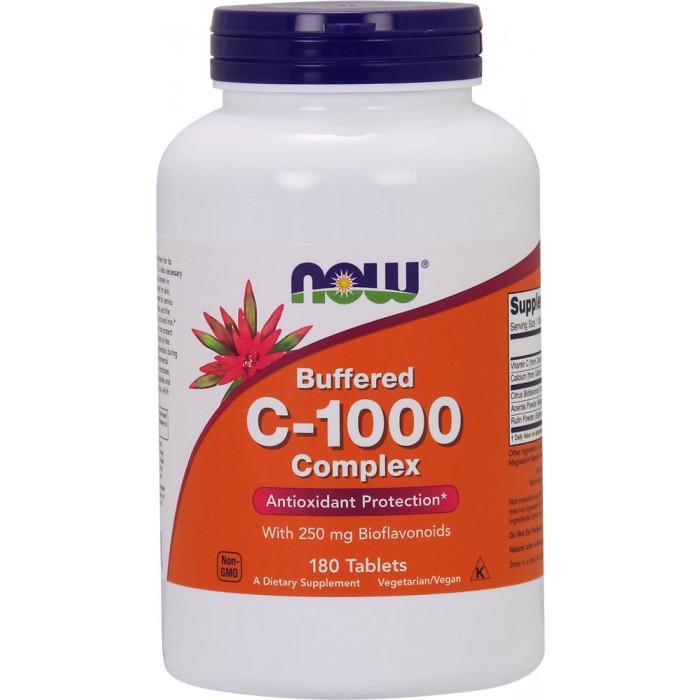 Vitamin C-Complex Buffered Tablets