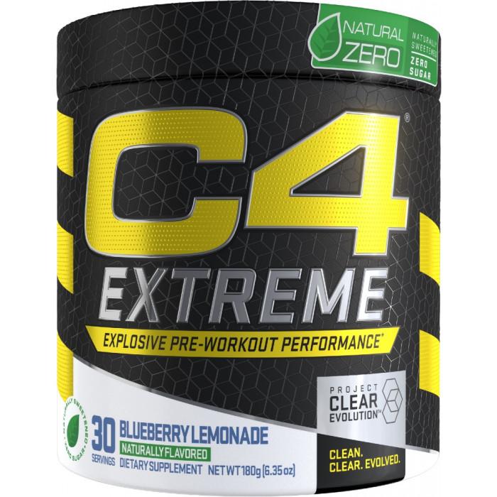 C4 Extreme Natural Zero