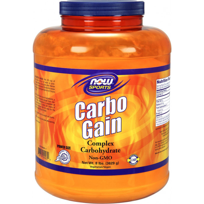 NOW Sports Carbo Gain