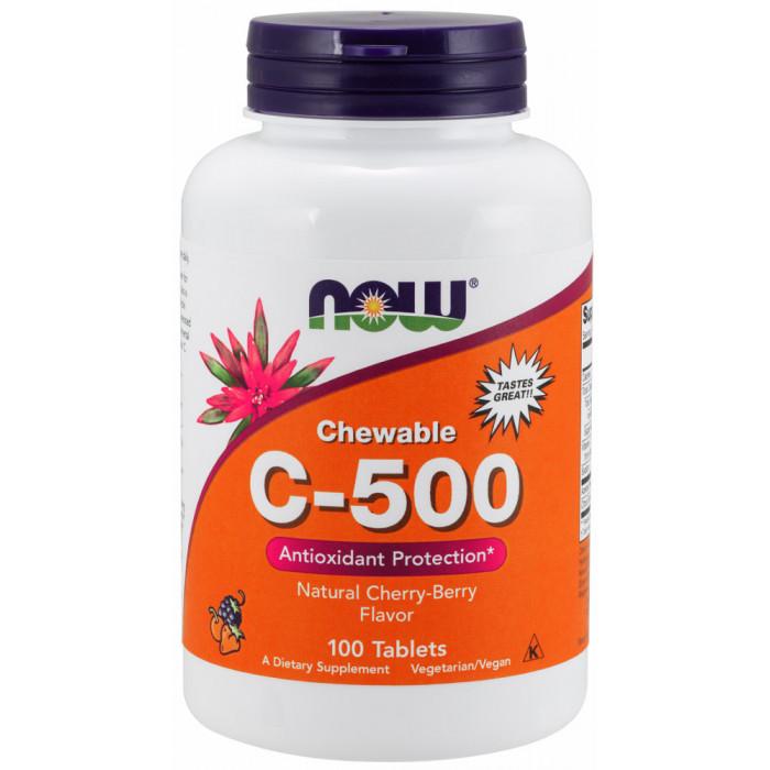 Chewable C-500
