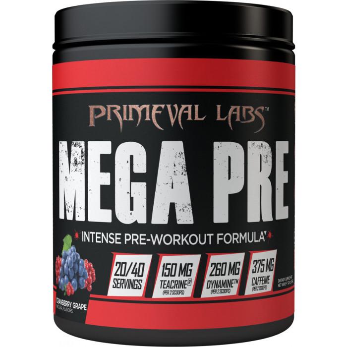 Mega Pre Black