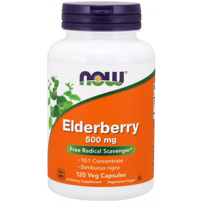 Elderberry 500mg