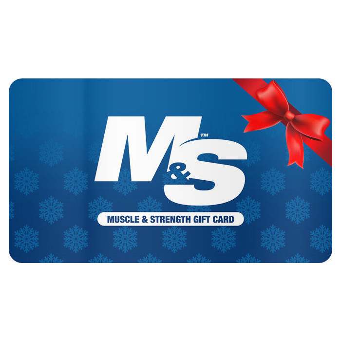 Muscle & Strength Gift Card