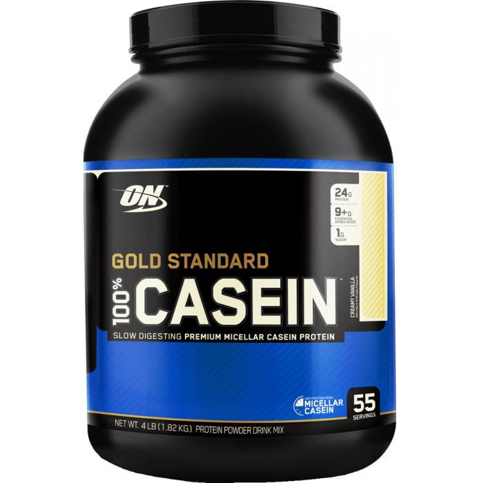 ON 100% Casein Gold Standard Protein