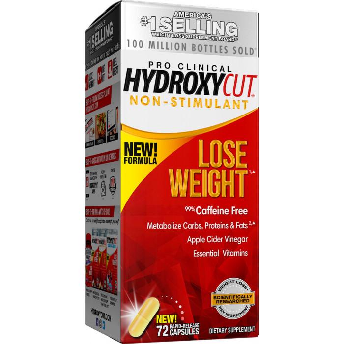 Hydroxycut Pro Clinical Non-Stimulant