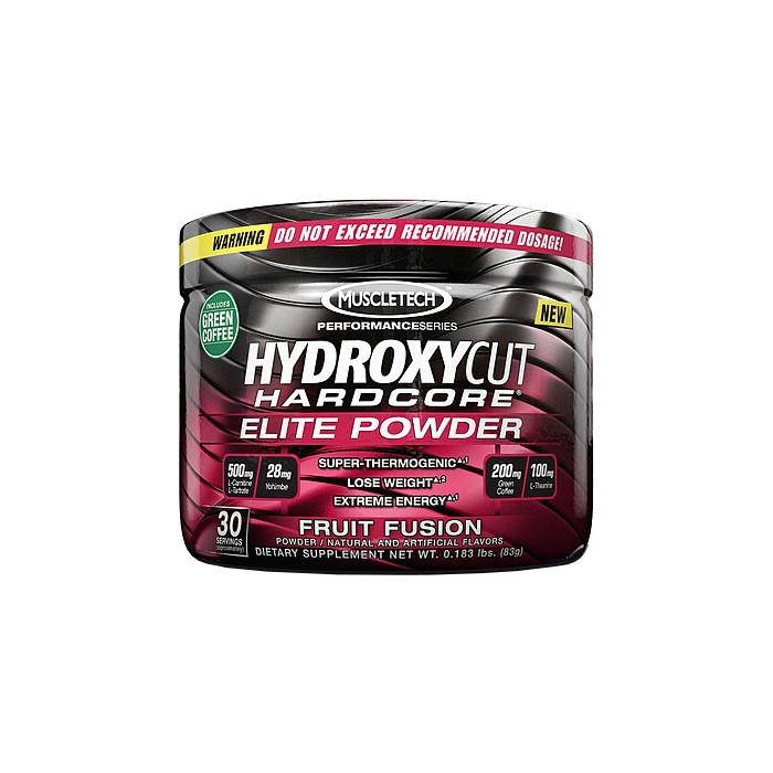 Hydroxycut Hardcore Elite Powder