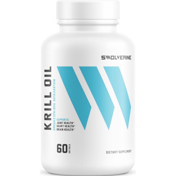 Krill Oil + Astaxanthin