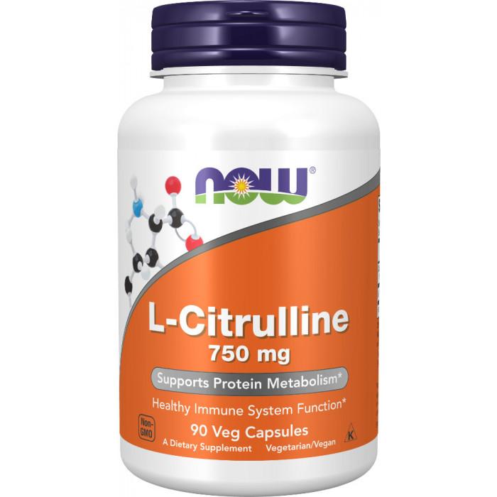 Now L-Citrulline