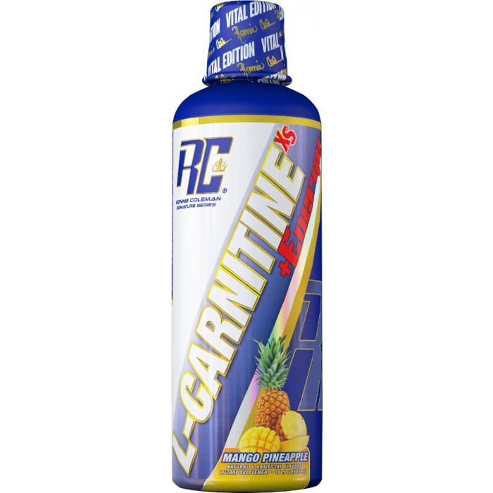 L-Carnitine XS + Energy