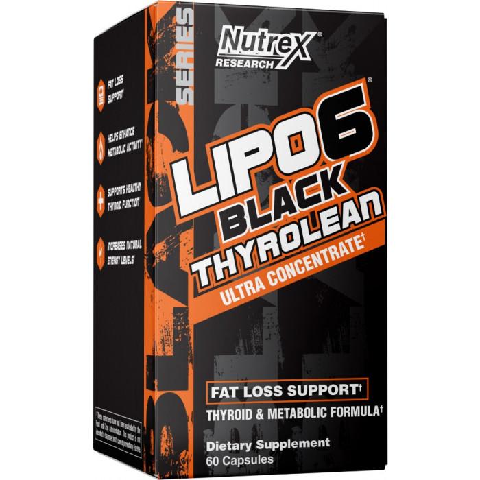 Lipo-6 Black Thyrolean