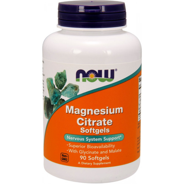 Magnesium Citrate w/ Glycinate & Malate