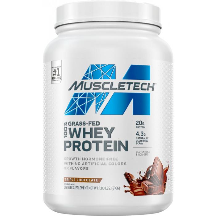 MuscleTech Grass Fed 100% Whey