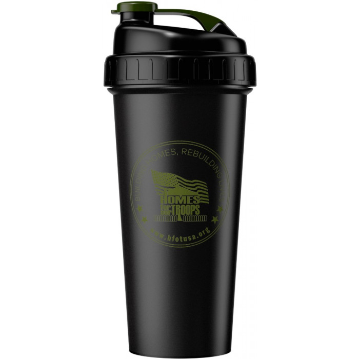 MT Shaker Cup Homes for Our Troops Limited Edition