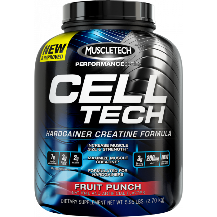 MuscleTech Cell-Tech Performance Series - Fruit Punch