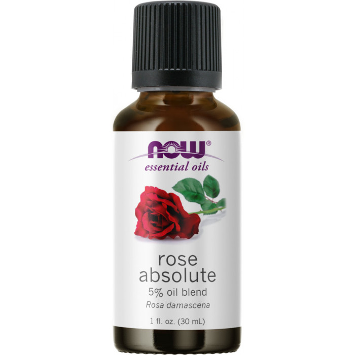 NOW Rose Absolute Oil Blend
